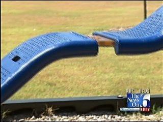 Tulsa Public Schools Removes X-Wave After Wyandotte Playground Death