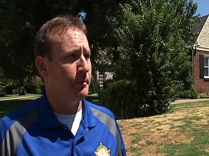 WEB EXTRA: Tulsa Police On Florence Park Manhunt