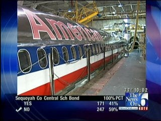 Transport Workers Union Rejects American Airlines Contract