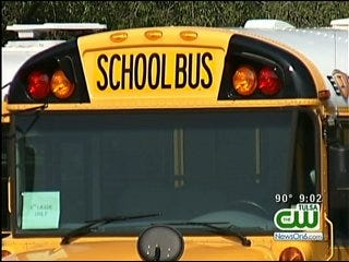 Owasso First Grader Passes Out On School Bus, Driver Doesn't Notice