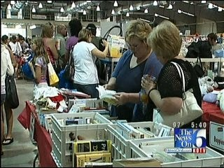 Families Can Get Recession Relief At 'Just Between Friends' Sale