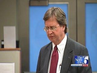 WEB EXTRA: Mayor Bartlett On Mediation