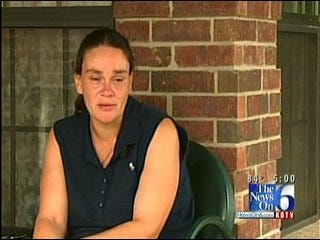 Mother Of Weleetka House Fire Survivor Talks With The News On 6