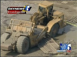 Victim Identified In Deadly Tulsa Construction Accident