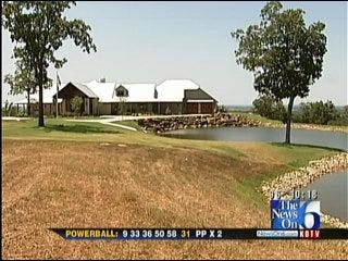 Hunting And Fishing Lodge Opens In Okmulgee County For Disabled Veterans