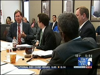 Tulsa Mayor Defends Absences At Meetings
