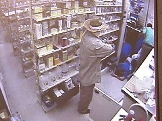 Surveillance Video From Med X Robbery Late Monday In Tulsa
