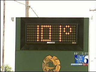 Oppressive Heat Hard On Oklahomans, Especially Disabled