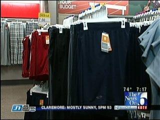 Oklahoma's Tax Free Shopping Weekend Underway