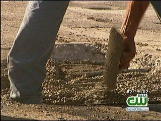 Hole Reopens On Broken Arrow Expressway