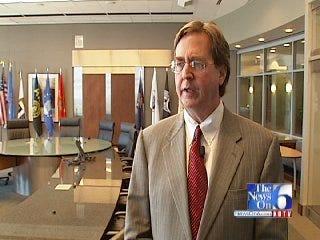 WEB EXTRA: Mayor Dewey Bartlett On Highway Lighting