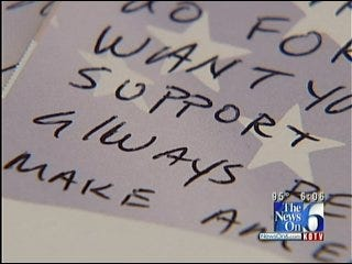 Reports Spur Owasso Business To Show Support For Oklahomans On The War Front