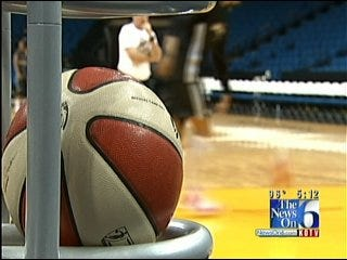 Tulsa Shock To Go Pink For Breast Cancer Awareness