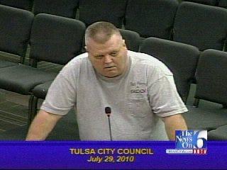 WEB EXTRA: Jim Rice Calls For Mayor Bartlett's Resignation
