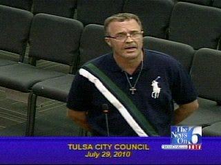 WEB EXTRA: Dan Howard Calls For Mayor Bartlett's Resignation