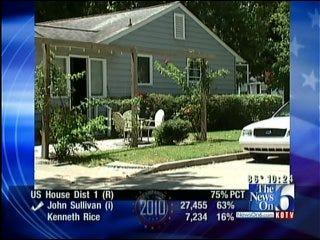 Tulsa Homeowner Shot After Surprising Two Burglars