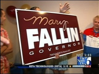 WATCH PARTY PREVIEW: Mary Fallin