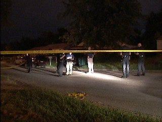 Video From Scene Of North Cincinnati Shooting