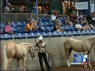 Championship Horse Show Rides Into Tulsa
