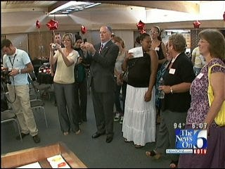Women In Recovery Program Honors First Graduate Class