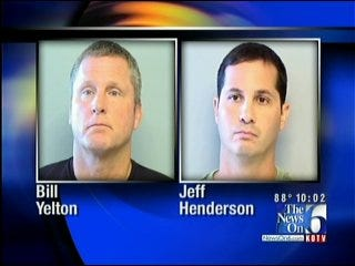 U.S. Attorney's Office: Two Indicted TPD Officers A Threat To Community