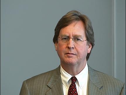WEB EXTRA: Tulsa Mayor Dewey Bartlett Discusses Grand Jury Indictments