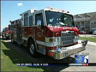 Sapulpa Firefighters Union Responds To Layoffs