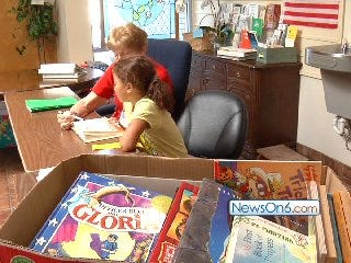 BOK Book Drive Collects Donated Children's Books for Distribution
