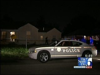 Man Killed In Tulsa Home Invasion