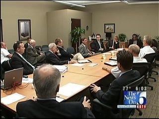 Tulsa Mayor Delays Council's Amendments To Budget