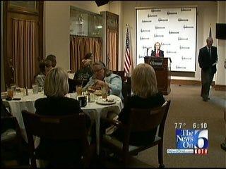 Former Tulsa Mayor Kathy Taylor Talks Education