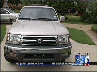 Catalytic Converter Theft On The Rise In Tulsa