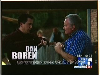 Boren, Wilson Face Off On Gun Rights