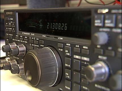 Amateur Radio Operators Practice Skills In Tulsa