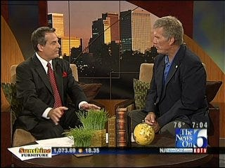 Tulsa City Councilor Rick Westcott Appearance On Six in the Morning