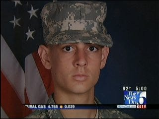 Owasso Soldier Killed In Suicide Bomber Attack