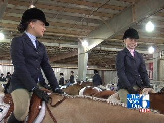 Pinto World Championships Helps Two Young Ladies Build Lasting Friendship