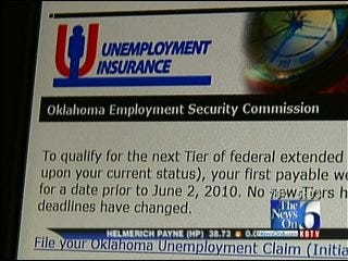 Computer Glitch Delays Claims For Unemployed Oklahomans