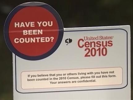 2010 Census Workers Going Door To Door