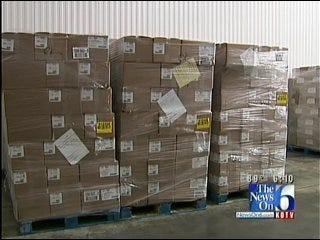 Tyson Foods Donates Tons Of Protein To Food Bank