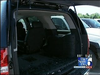 Suspected Car Thieves Hit Green Country Dealerships, Steal Seats
