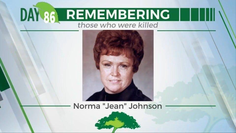 """168 Day Campaign: Norma """"Jean"""" Johnson"""