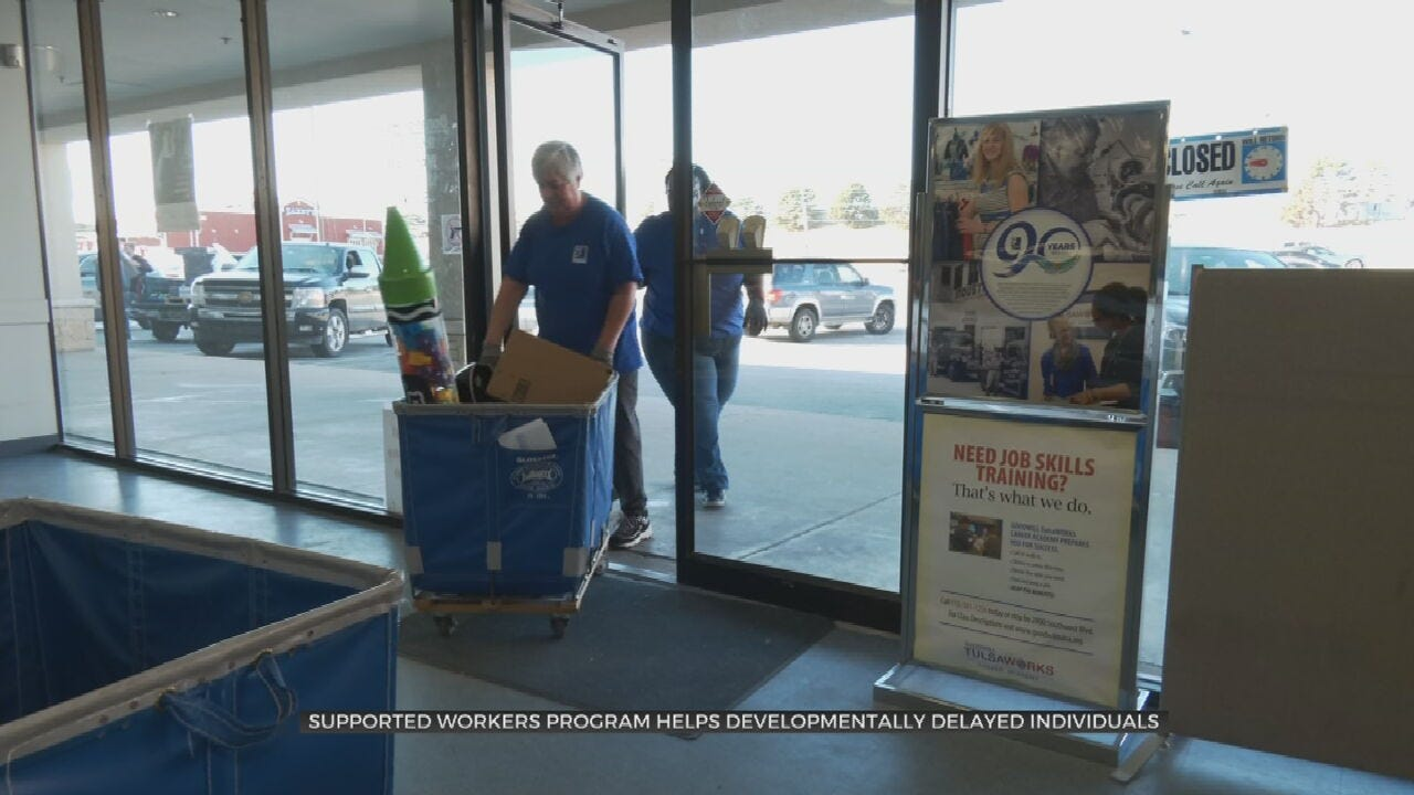 Goodwill Program Gives Independence To Supported Workers