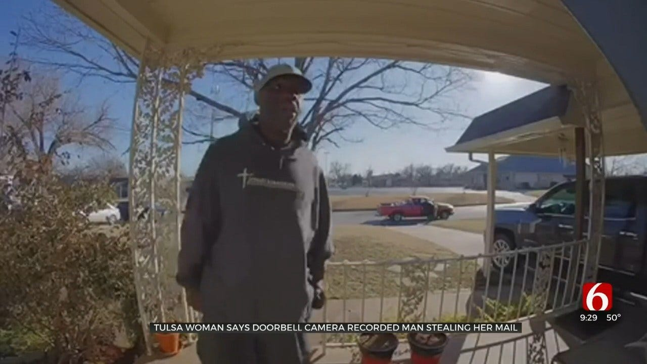 Tulsa Woman Says Mail Thief Makes Off With Her Car Payment Check
