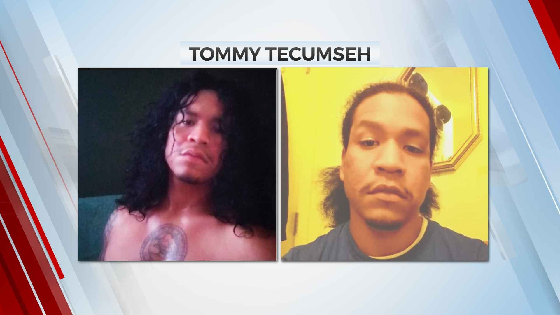 Most Wanted Murder Suspect May Be In Okmulgee Area