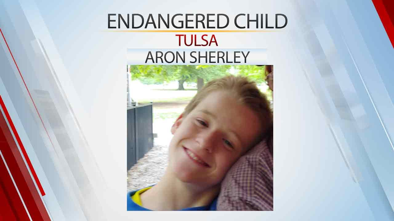 Tulsa Police: Runaway Boy Is Considered Endangered