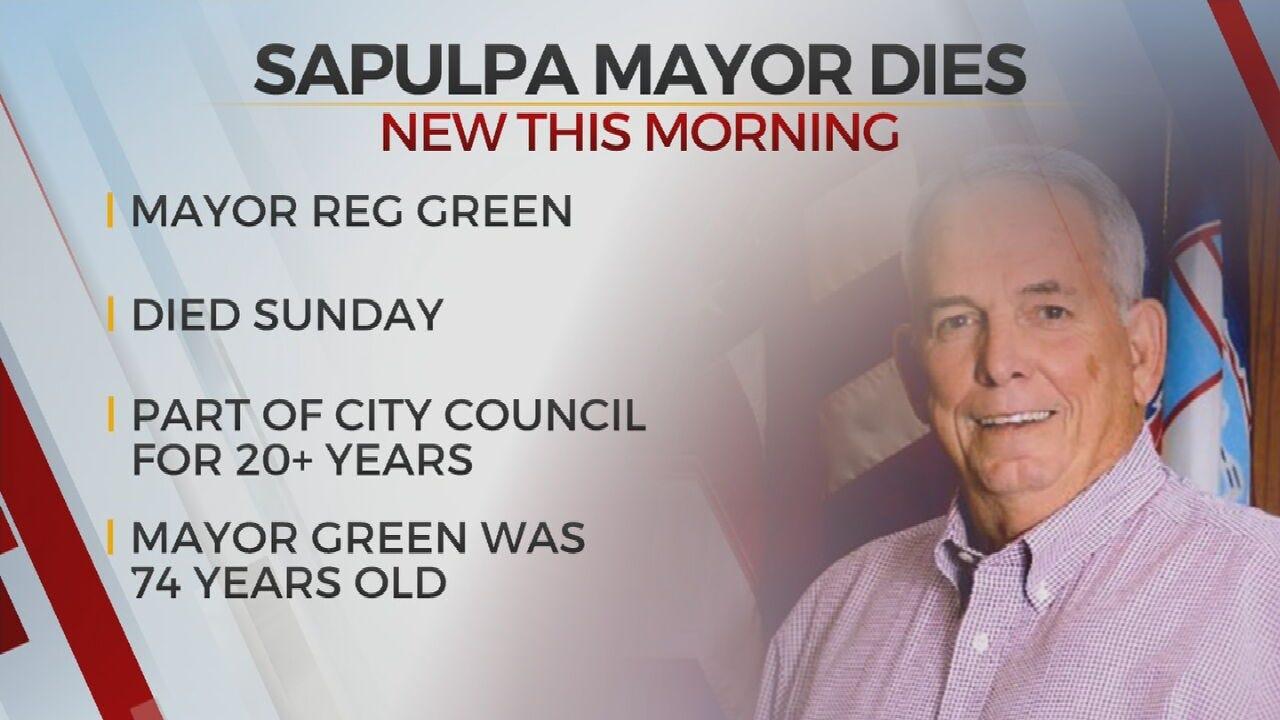 Sapulpa Mayor Dies at 74
