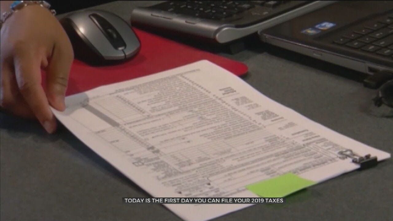 Monday Marks First Day To Start Filing 2019 Taxes