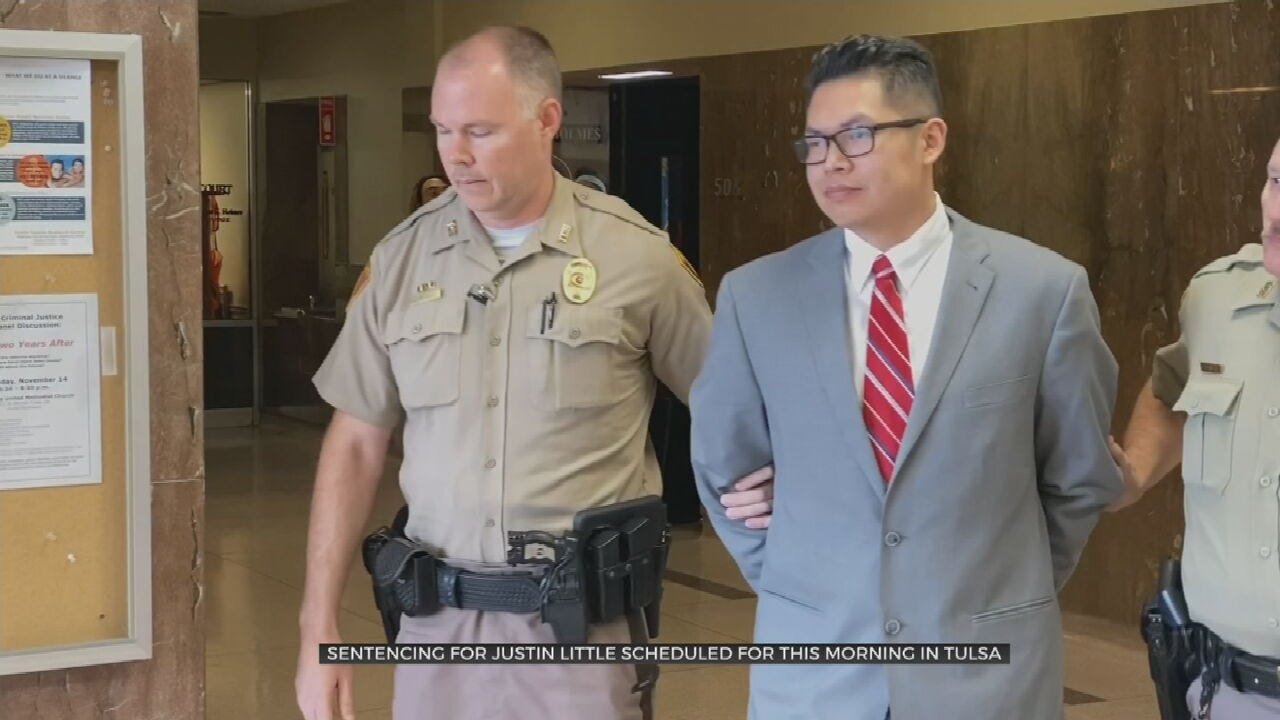 Man Convicted In Jenks Murder Scheduled For Sentencing