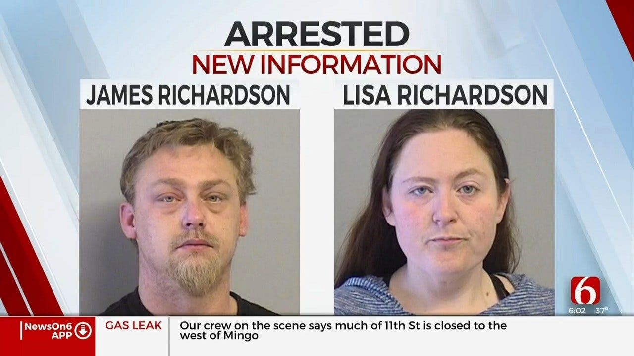 Owasso Police: Stop Leads To Arrest Of 2 Suspected Burglars